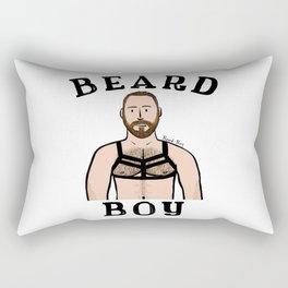 Beard Boy: Matthais 2 Rectangular Pillow