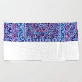 Farah Squared Beach Towel