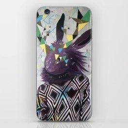 Dark Rabbit iPhone Skin