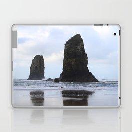 Haystack Rock Needles Laptop & iPad Skin