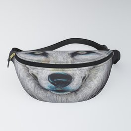 White Wolf Fanny Pack