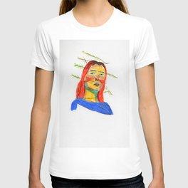 Graphic portrait 1 T-shirt