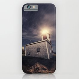 Point Prim Lighthouse iPhone Case