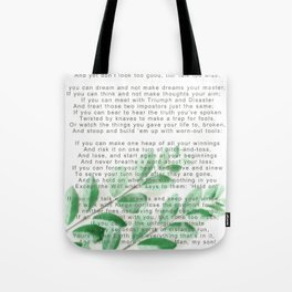 If Tote Bag