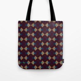 Royal Blue 3 Tote Bag