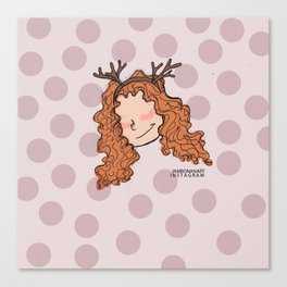 LOXCHRISTMAS Canvas Print
