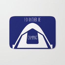 Tent Camping Bath Mat