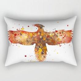 Fawkes Rectangular Pillow