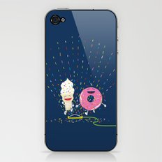 Playin' in the Sprinkler iPhone & iPod Skin