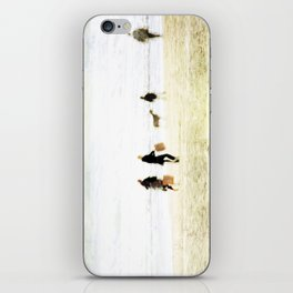 People ~ family iPhone Skin