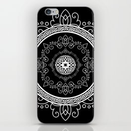 Celtic Soul Mandala iPhone Skin