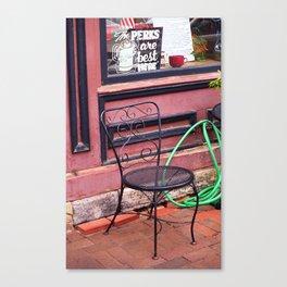 Jonesborough, Tennessee - Coffee Shop 2008 Canvas Print