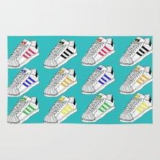 Adidas Rug