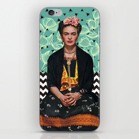 Lovely Frida iPhone & iPod Skin