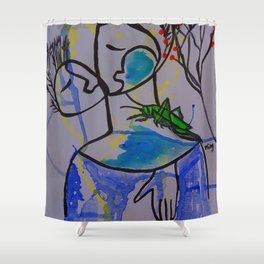 Imagination  #society6  #decor  #buyart Shower Curtain