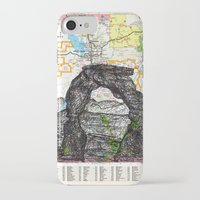 utah iPhone & iPod Cases featuring Utah by Ursula Rodgers
