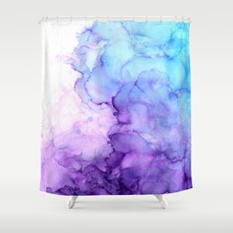 Handful of Clouds II Shower Curtain