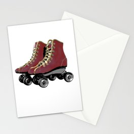 Vintage Wheels Stationery Cards