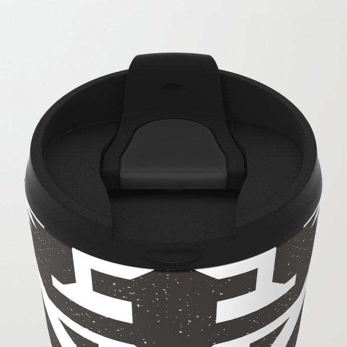 AZTEC ~//~ 1 Metal Travel Mug