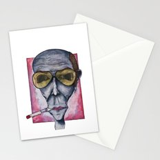 Gonzo Hunter Stationery Cards