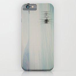 at peace ... Lake Isabella photograph iPhone Case