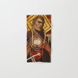 Alistair Theirin Cancer Zodiac Card Dragon Age Hand & Bath Towel