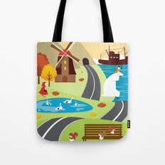 Planet Life Tote Bag