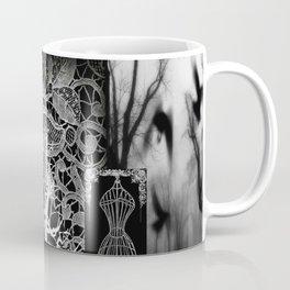 Crow And Lace Coffee Mug
