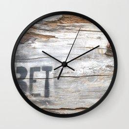 BET Wall Clock