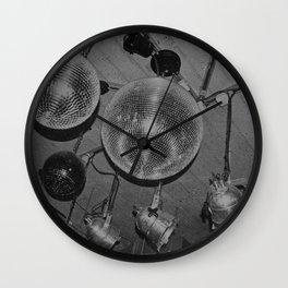 discothèque Wall Clock