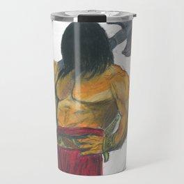 Cimmerian zombie Travel Mug
