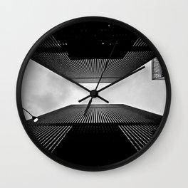 NYC can be dizzying sometimes Wall Clock