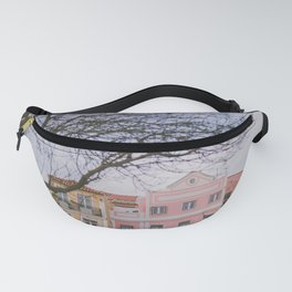 Travel To Lisbon II Fanny Pack
