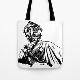 Yojimbo Monster Tote Bag