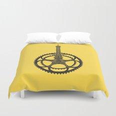 Le Tour de France Duvet Cover