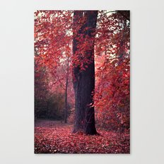arbre Canvas Print