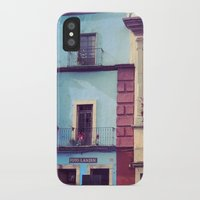 mexican iPhone & iPod Cases featuring Mexican houses by AEPhotos