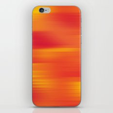 Heat Wave  iPhone & iPod Skin