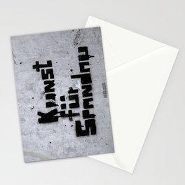 Kunst für Spandau Stationery Cards