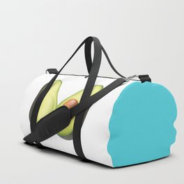 'ave an Avo | Blue Duffle Bag