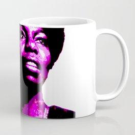 Nina Simone - To be Young Gifted and Black Coffee Mug