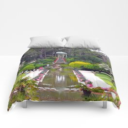 PARADISE - FRENCH RIVIERA Comforters