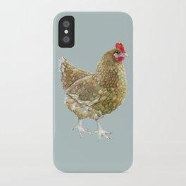 Chicken iPhone Case