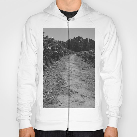 B&W Strawberry Row Hoody