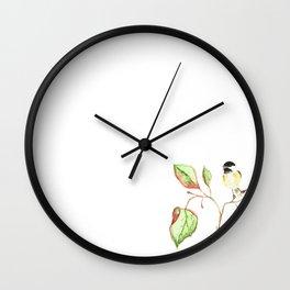 Good Morning, Little One Wall Clock