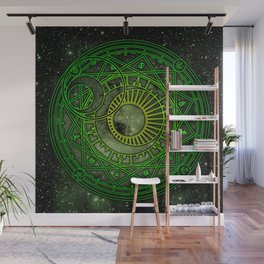 Magic Circle - Yukito Tsukishiro Wall Mural