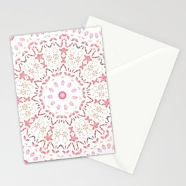 Love Eternal Pink Stationery Cards