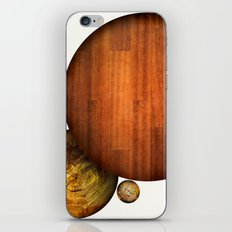 Franklin Square Balls iPhone & iPod Skin