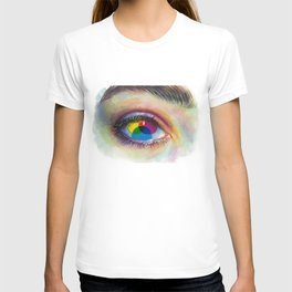 Eye of an artist T-shirt