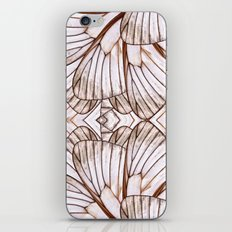 Butterfly seduction iPhone & iPod Skin